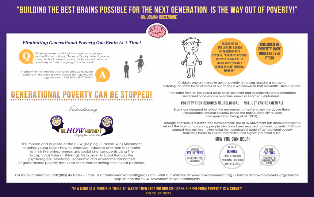 The How Movement Infographic