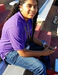 Kelly at Homecoming Game October 21, 2014 JMS (1)